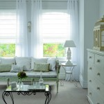 Neutral shades Roller blinds